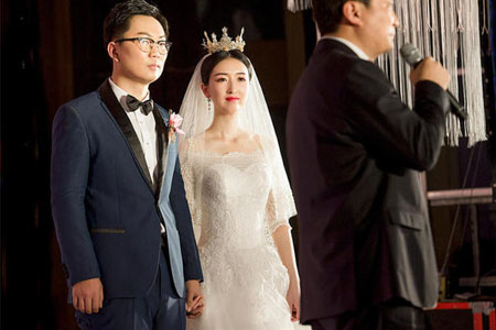 最新新郎父亲婚礼致辞精选